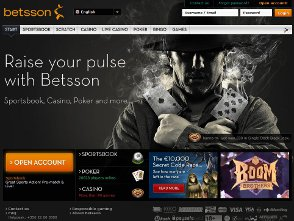 Betsson Kasino